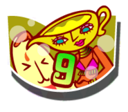 02 AAAAAA THEY CHOSE NAN OUT OF ALL THE POP'N 9 CHARACTERS