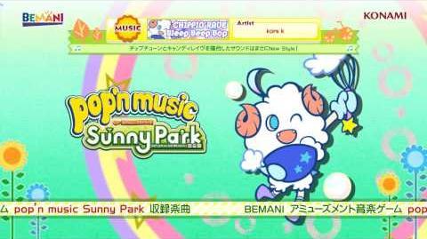 【pop'n_music_Sunny_Park】Bleep_Beep_Bop
