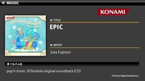 EPIC_pop'n_music_20_fantasia_O.S.T