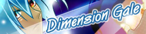 Dimension Gale
