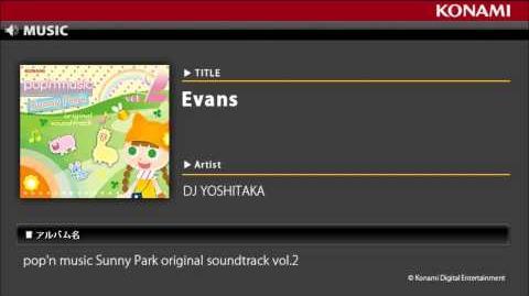 Evans_pop'n_music_Sunny_Park_original_soundtrack_vol.2
