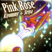 Pink Rose HELLOPM