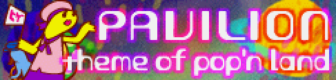 Theme of pop'n land