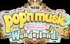 NEW pop'n music Wonderland logo.png