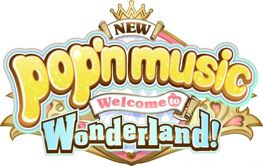 NEW Pop'n Music: Welcome to Wonderland!