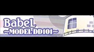 "【pop'n_music_peace】_BabeL_~MODEL_DD101~_BEMANI_Sound_Team_""Mutsuhiko_Izumi"""