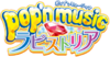 Pop'n Music Lapistoria logo.png