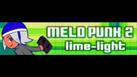 MELO_PUNK_2_「lime-light」