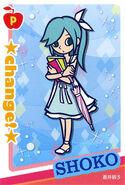 Shoko Change Card