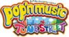 Pop'n music 19 TUNE STREET logo.png