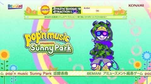 【pop'n_music_Sunny_Park】ATTRACTION!
