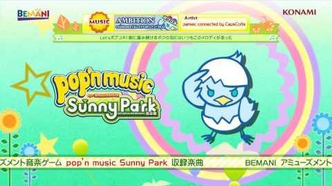 【pop'n_music_Sunny_Park】existence(エレクトロポップン!MIX)