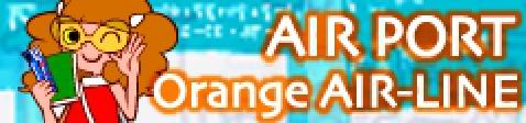 Orange AIR-LINE