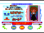 Pop'n Music Mode Select