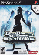 Cover Dance Dance Revolution SuperNOVA 2