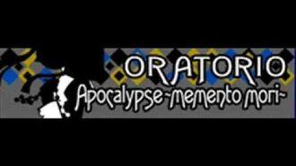 ORATORIO_「Apocalypse_罪狩りの聖女」
