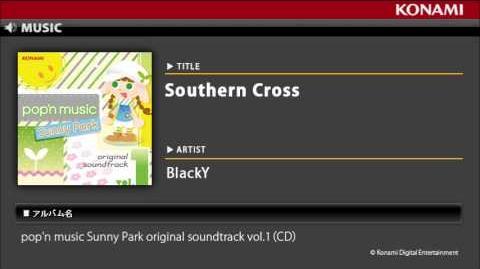 Southern_Cross_pop'n_music_Sunny_Park_original_soundtrack_vol.1