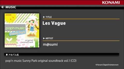 Les_Vague_pop'n_music_Sunny_Park_original_soundtrack_vol.1