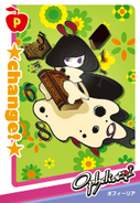 Ophelia change card