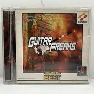 Guitar-Freaks-Konami-The-Best-Playstation-1-PS1