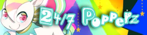 24/7 Popperz