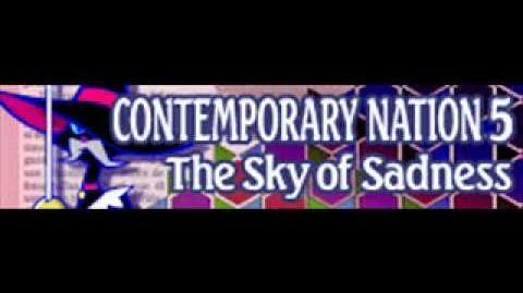 CONTEMPORARY_NATION_5_「The_Sky_of_Sadness」