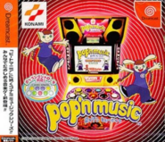 Pop'n Music DC