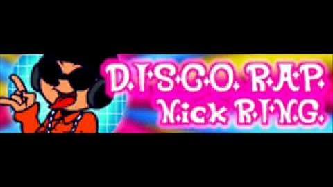 DISCO_RAP_「Nick_RING」