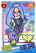 Hiumi Win Card