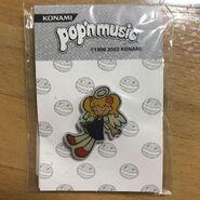 Pop'n Music 9 Poet Badge