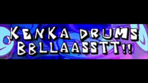 KENKA_DRUMS_「BBLLAASSTT!!」