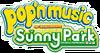 Pop'n Music Sunny Park logo.png