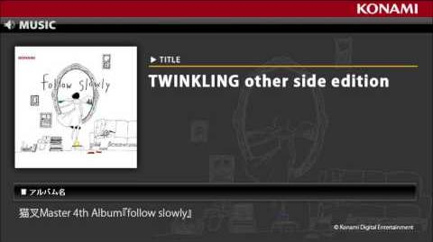 TWINKLING_other_side_edition_猫叉Master_4th_Album『follow_slowly』