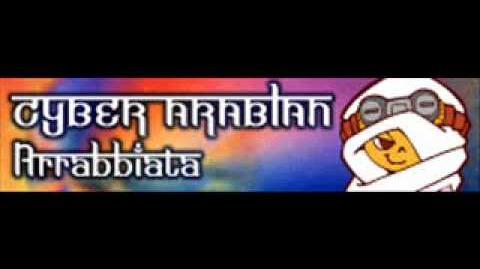 CYBER ARABIAN 「Arrabbiata」