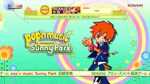 【pop'n_music_Sunny_Park】紅焔