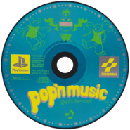Pop'n Music 1 Disc