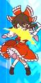 Reimu Miss screen
