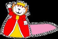 Queen Poppy Cat