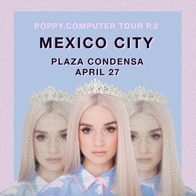 04/27/18 at El Plaza Condesa