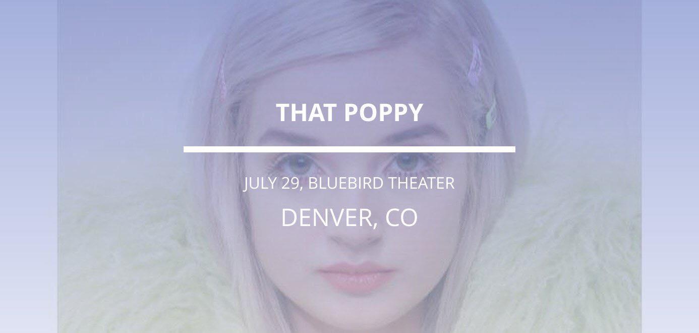07/29/16 at Bluebird Theater