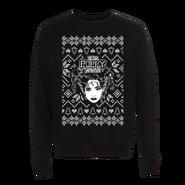 A Very Poppy Xmas Sweater