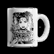 A Very Poppy Xmas Mug