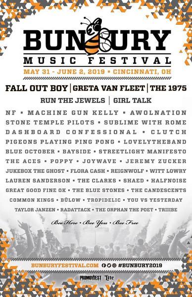 05/31/19 at Bunbury Music Festival