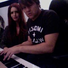 "Brett Manning with Poppy composing ""What if I"".jpg"