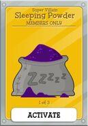 Sleeping Powder