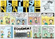 Big Nate Comic examined