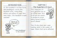 The Superhero's Handbook examined 2
