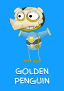 -10 Golden Penguin