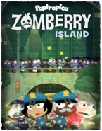Zomberry Island poster 2