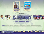 Zomberry Island portfolio 1